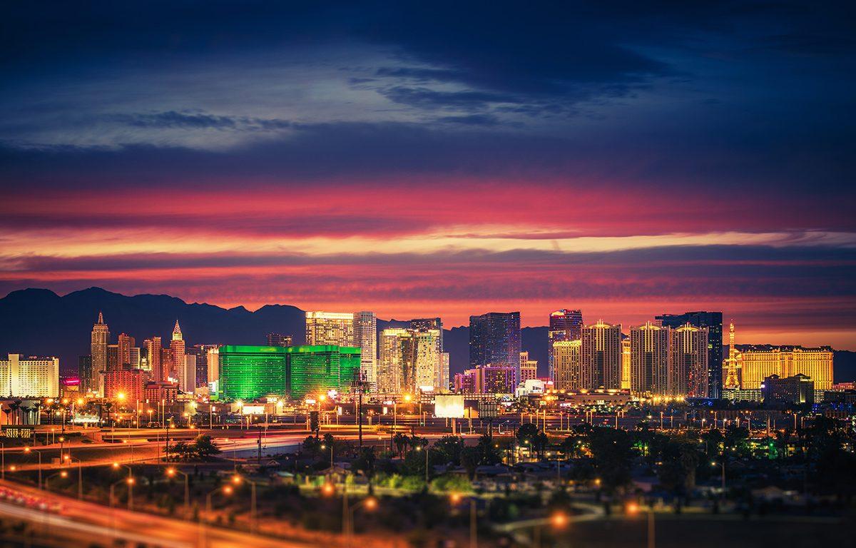 En rejse til Las Vegas