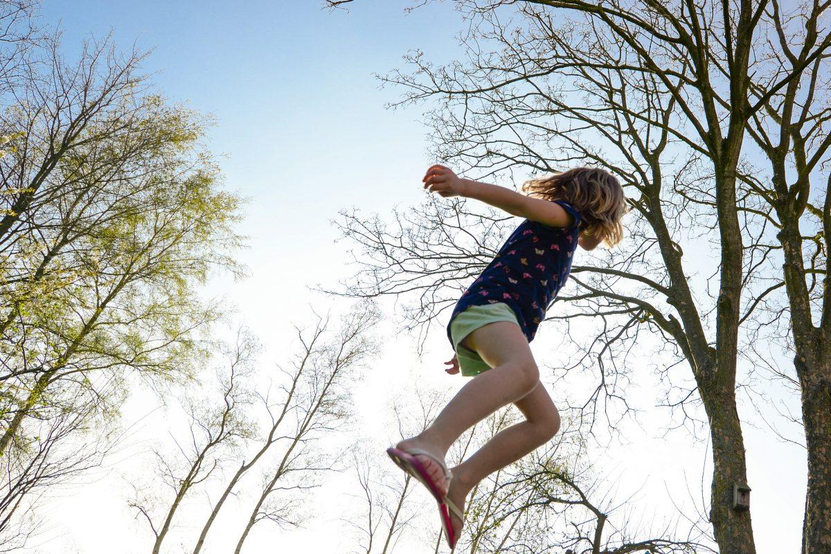 Find din firkantede trampolin online